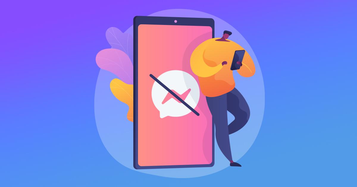 Cum să trimiteți mesaj unei persoane care v-a blocat pe Facebook